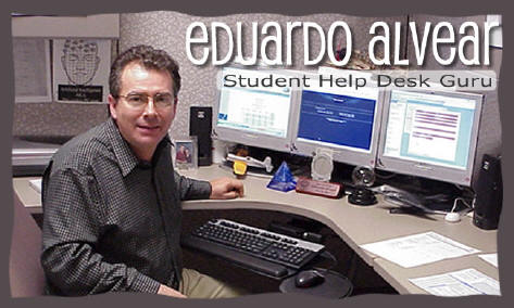 STUDENT HELP DESK AT MERCED COLLEGE